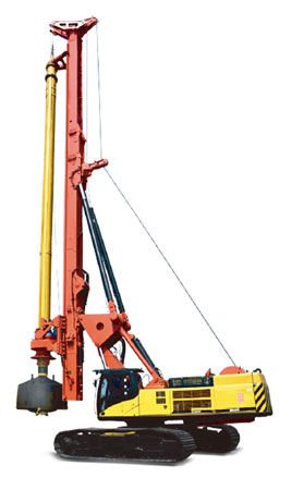 Piling Rigs Available On Rent 360 Equipments