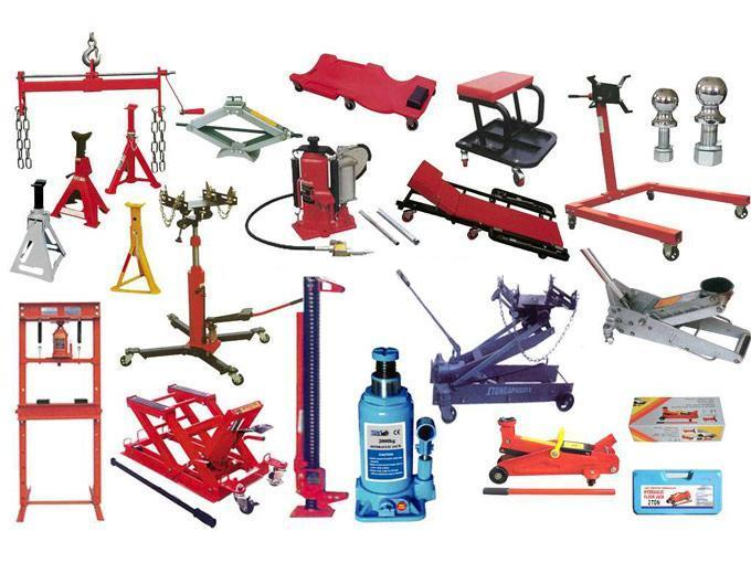 Renting of mechanical and hydraulic equipments - 360 Equipments