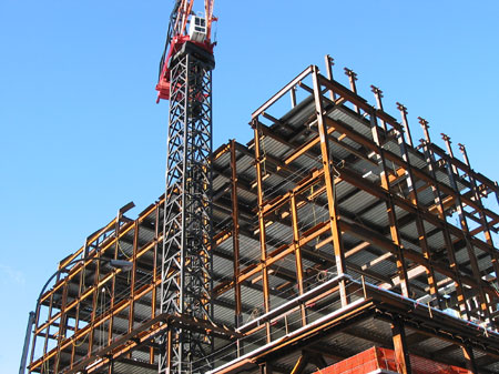 The impact of construction industry to the overall economy